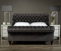 Super King Size Ottoman Bed by Stanhope Chesterfield Bed Upholstered Beds From Sueno