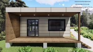 100 Ocean Container Houses China Wooden Cladding High Quality Tiny Portable House