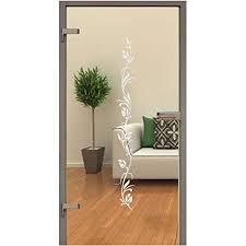 rs interhandel glastür aufkleber folie glasdekor fensterfolie sichtschutz wohnzimmer oder für alle glasflächen sichtschutzfolie für türen