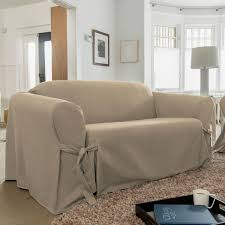 Slipcovers For Sofas Walmart Canada by Surefit Muskoka Relaxed Fit Sofa Slipcover Walmart Canada