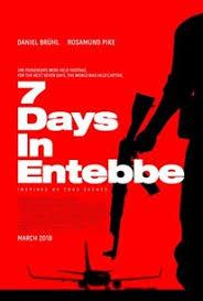 7 Days In Entebbe 2018
