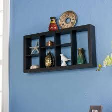 Home Depot Decorative Shelves by Mdf Decorative Shelving Wall Decor The Home Depot