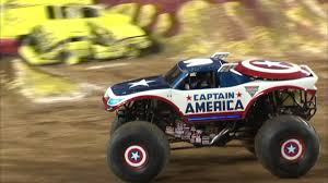 Monster Jam In Lincoln Financial Field - Philadelphia, PA 2012 ...