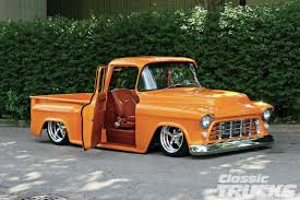 1955 Chevy Truck | 1955 Chevy Truck Front Three Quarter | Vintage ... 1955 Chevy 3100 Big Red Cpp 400 Power Steering Box Kit For 195559 Pickup Trifive Scotts Hotrods 51959 Gmc Truck Chassis Sctshotrods Chevy Truck Chevrolet Dash Interiors 55 Stepside Lingenfelters 21st Century Classic Truckin Second Series Chevygmc Brothers Parts Sweet Dream Hot Rod Network Ls1 Youtube Must See Custom Show