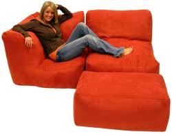 Bean Bag Couch King Beanbag Sofa