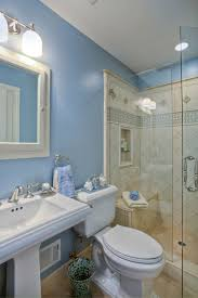 The Best Small Bathroom Ideas To Make The How To Make A Small Bathroom Look Bigger Tips And Ideas
