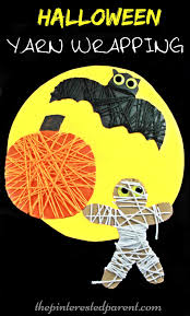 Pumpkin Patch Parable Craft by 30 Halloween Projects For Kids Halloween Kids Bats And Yarns