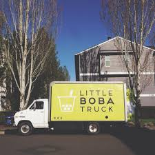 100 Little Trucks Boba Truck Portland Food Roaming Hunger