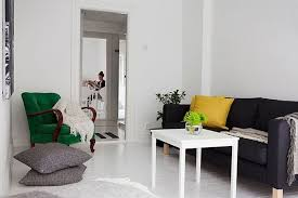 100 Swedish Interior Designer Contemporary Design With White Wall Color And Plant
