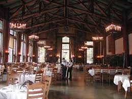 Ahwahnee Hotel Dining Room by Yosemite Vintner U0027s Holiday
