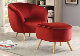 Goree's Furniture - Opelika, AL Aisling Red Accent Chair