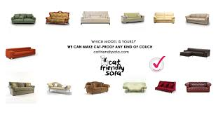 Microfiber Sofas And Cats by Cat Proof Sofa Sofas