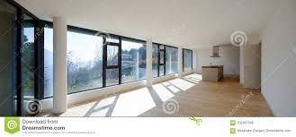 100 Modern House Inside Interior Of A Just A Room Empty Stock Image