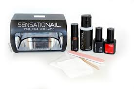 sensationail express the new 5 minute gel nails paperblog