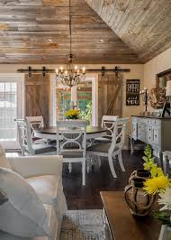 Rustic Dining Room Ideas G30427 10 Pictures