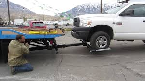 Rollback Tow Truck 2000 International 4700 21' Jerr-Dan Wrecker ...
