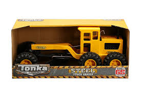 Amazon.com: Tonka Steel Grader Vehicle: Toys & Games