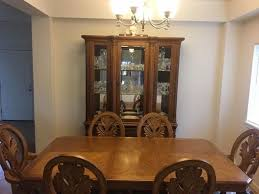Solid Wood Formal Dining Room Set In Fort Lewis