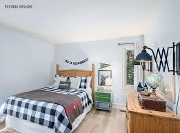 100 One Bedroom Design Room Challenge REVEAL Boy Makeover Postbox S