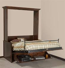 Murphy Wall Bed and Desk