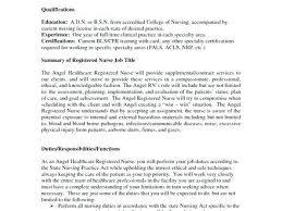 30 Beautiful Sample Resume For Nurses Scribd Images