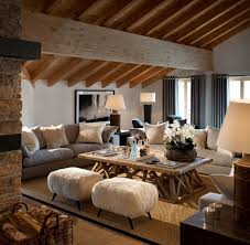 Rustic Cabin Decor Living Room Custom Fbb50783ffc2ce3815a87b38408e958b Country