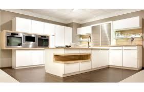 naturton küche mit halbinsel modellmix 2032 2066