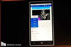 Windows 10 for phones preview build can t open fice files