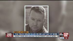 Tow Truck Driver Killed On I-275 By Drunk Driver - YouTube Average Truck Driver Salary How Much Do Drivers Make You Drive A Truck United States Driving School Killed In Headon Crash Ionia County Other News Us To Mandate Elogs What Shapes The Life Of Trucker Protect Your Sight The Best Sunglasses For Eagan Driver Dies Fatal Crash West Australian Losing Weight As Alltruckjobscom New Ontario Drivers Receive Mandatory Traing Toronto Star Cris No Qualified Truckerdesiree Leg Amputated Semi Injured Fourth July Pas Distracted Driving Safety Advocates Call Culture Shift
