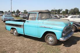 Chevrolet Cameo Pickup Sells For $140,000 At Lambrecht Che ... 1961 Chevrolet Corvair Rampside Pickup S147 Salmon Brothers 1969 12ton Connors Motorcar Company Chevy C10 Short Bed Youtube New Used Cars Trucks Suvs At American Rated 49 On Home Farm Fresh Garage Apache For Sale Classiccarscom Cc1043884 Studebaker Champ Wikipedia Featured Of The Month Jim Carter Truck Parts Can 6266 Dual Side Molding Fit 6061 The 1947 Present C10 Cc1118649 Chevyparts South Africa