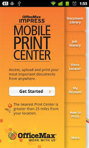 ficeMax releases first full service mobile print center