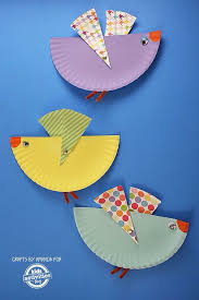 Pin By Adelyn Koh On Paper Plate Craft Ideas For Toddlers