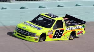 2018 NASCAR Camping World Truck Series Paint Schemes - Team #88