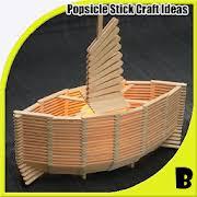 DIY Popsicle Stick Craft