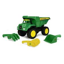 99 Truck Tools John Deere 15 Inch Big Scoop Dump With Sand