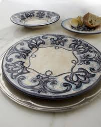 Azzurra Dinnerware Service By Caff Ceramiche At Horchow