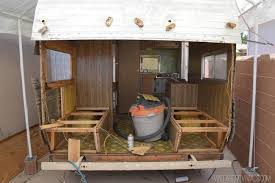 These Guys Took An Old Beat Up Trailer And Turned It Into The Ultimate Travel Camper