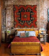 Ethnic Bohemian Bedroom Image Source Best Home Interior Design