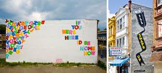 Philadelphia Mural Arts Love Letter Tour by The Love Letters Tour Correspondence Corner