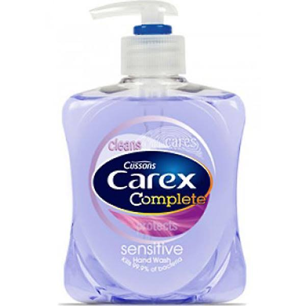 Carex Antibacterial Sensitive Moisturizing Hand Wash - 250ml
