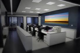 Large Pano Office Artwork