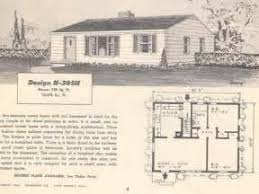 The Retro Home Plans by Original Ranch House Designs Pictures Of 1950 Kunts
