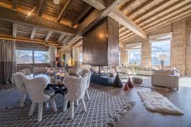 chalet 7 chambres prestigieux chalet neuf en cours de finition avec une vue magnifique
