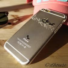 MADE IN JAPAN Soft Clear TPU iPhone 6 & iPhone 6s Case w