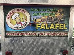 Hunky Dory Street Food - San Antonio Texas Food Truck - HappyCow