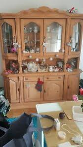eckschrank aus massivholz fürs wohnzimmer günstig kaufen ebay