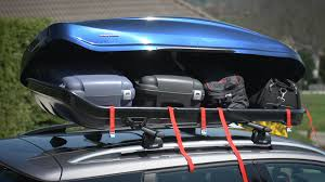 coffre toit de voiture comment bien fixer votre coffre de toit fashion gazette fr