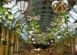 Blackout Brings Mistletoe Magic to Covent Garden Retail News