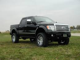 Tire Size For 6 Inch Bds Suspension Lift? - Ford F150 Forum ...