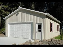 How To Build A Pole Shed Free Plans by How To Build A Pole Building Youtube